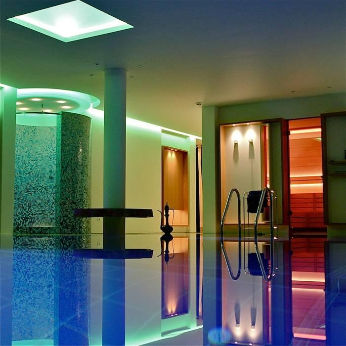Schwimmbadwelten:  Spa von innenarchitektur-rathke