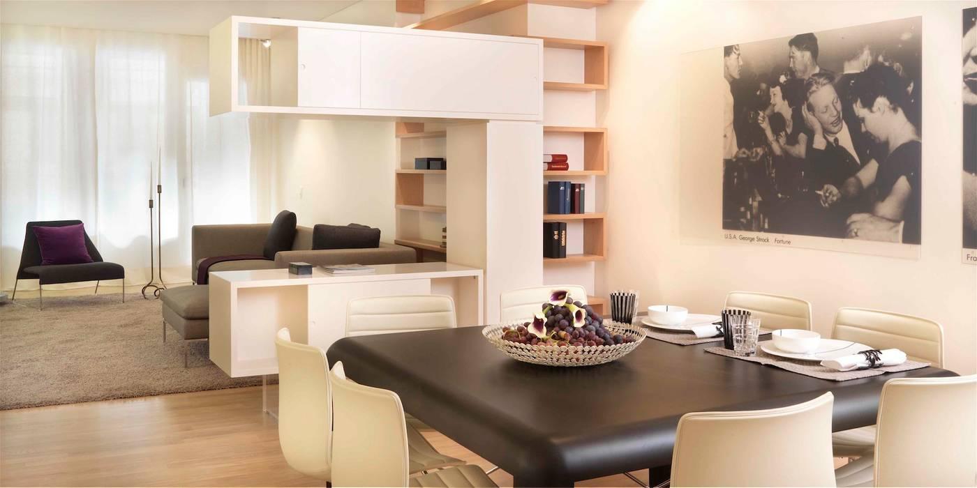 exclusives Wohndesign: klassische Esszimmer von innenarchitektur-rathke