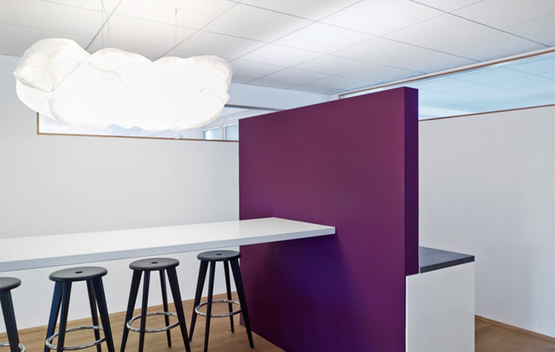 Innenarchitektur Moderne Arbeitszimmer von homify Modern
