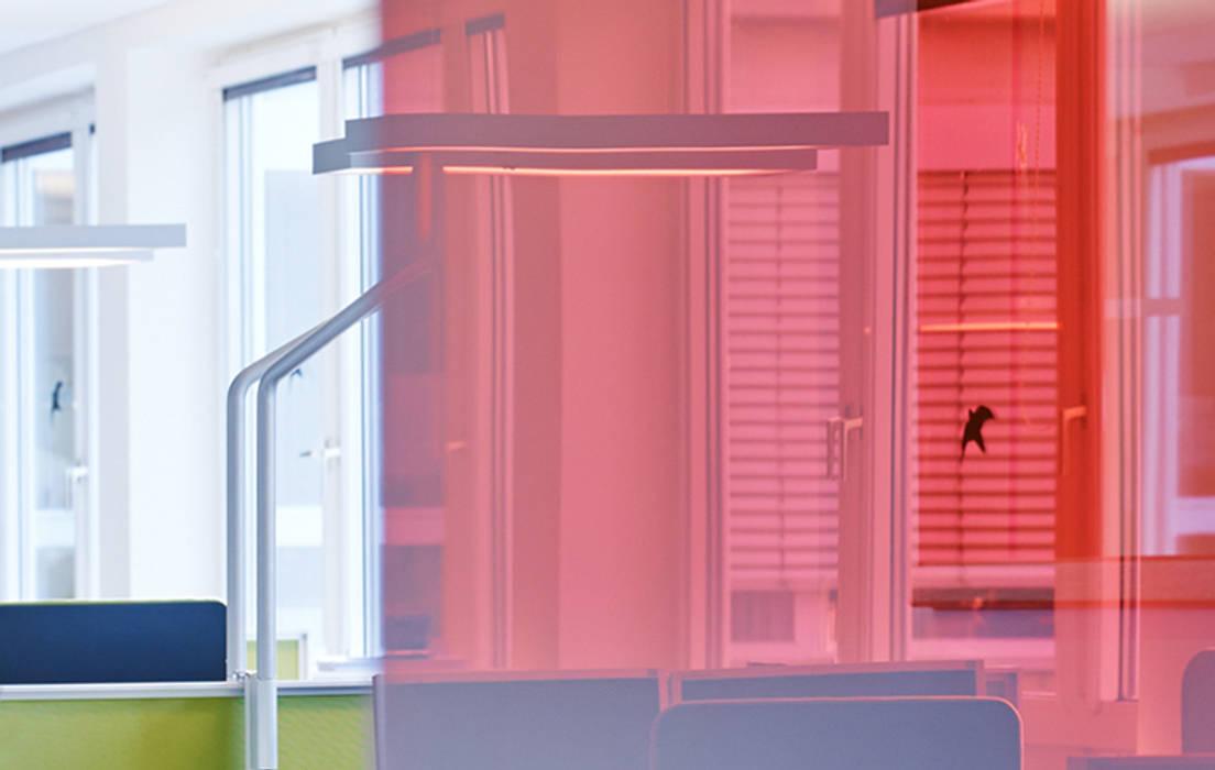 Open Space :  Arbeitszimmer von MOHO 1