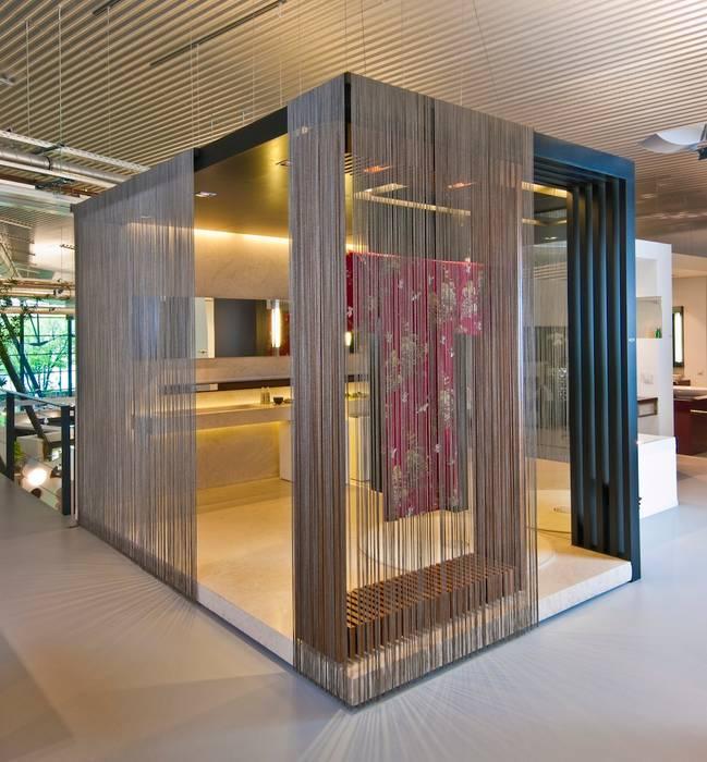 Natursteinbad:  Badezimmer von innenarchitektur-rathke