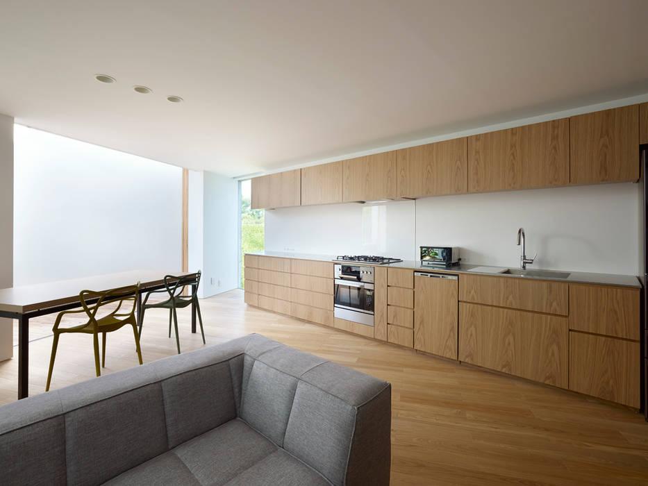 キッチン モダンな キッチン の 小泉設計室 モダン