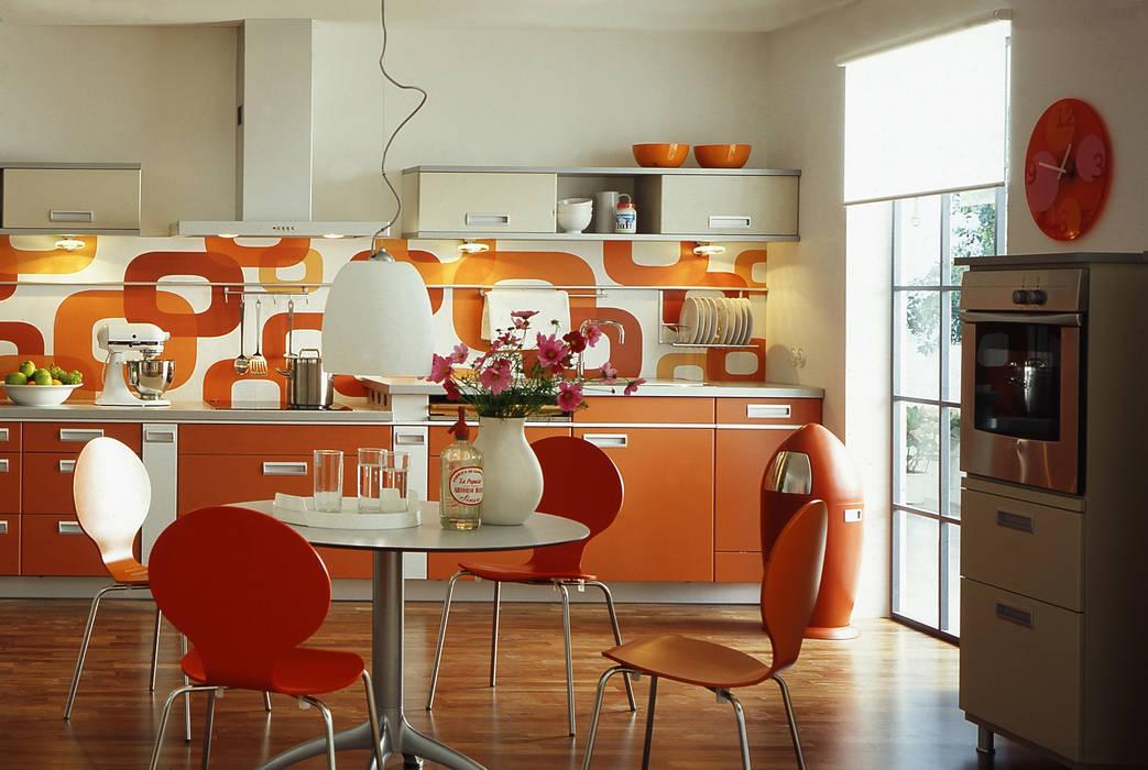Inken Voss Design:  tarz Mutfak