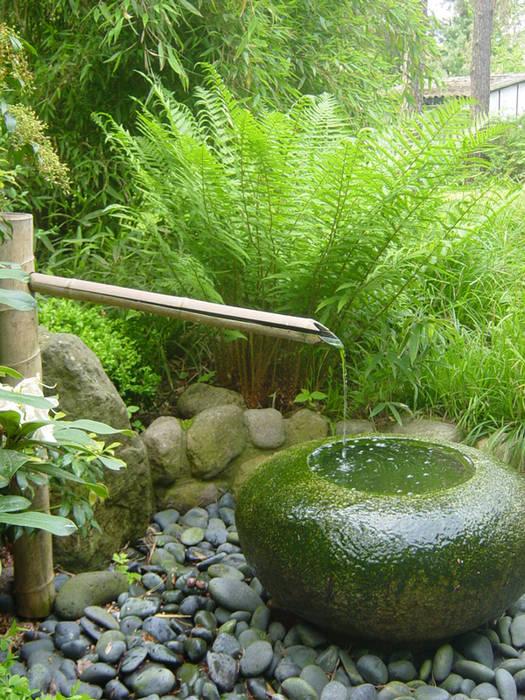 Jardin asiatique par CONSCIOUS DESIGN - INTERIORS Asiatique