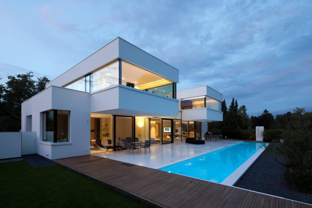 Villa Germany:  Häuser von HI-MACS®,