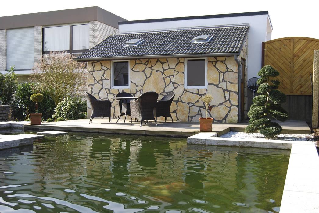 Mares Et Etangs De Style Par Stein Garten Design E K Homify