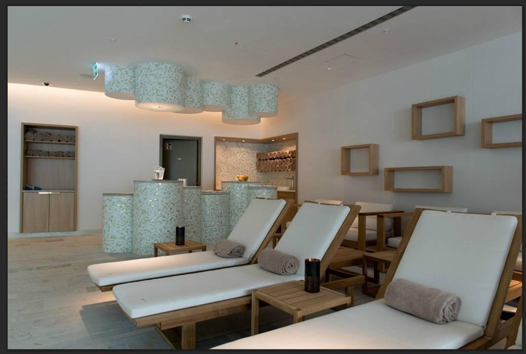 Hotel Intercontinental, Davos, Schweiz:  Spa von trend group