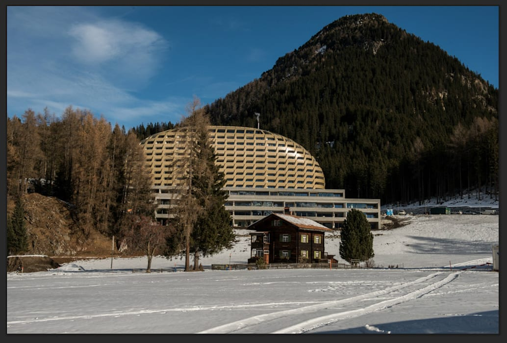 Hotel Intercontinental, Davos, Schweiz:  Spa von trend group