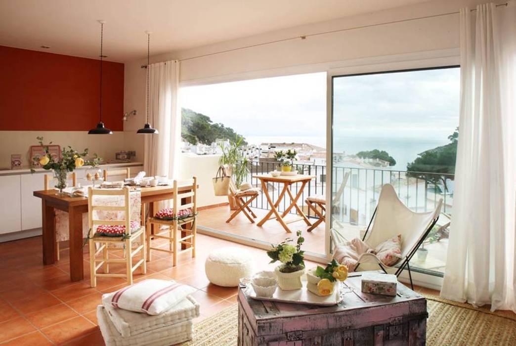 Living room by Marta Sellarès - Interiorista
