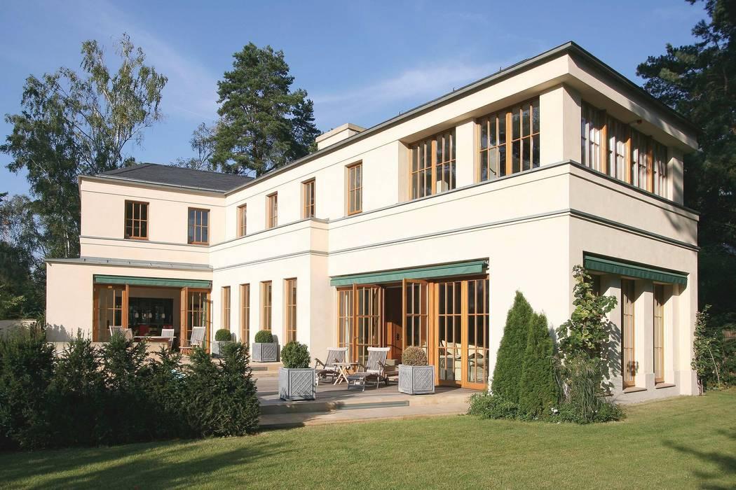 English inspired - Domizil mit Landhausflair Landhäuser von CG VOGEL ARCHITEKTEN Landhaus