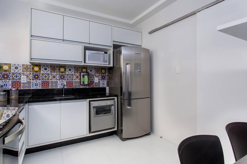 Cozinha Milla Holtz & Bruno Sgrillo Arquitetura Cozinhas modernas