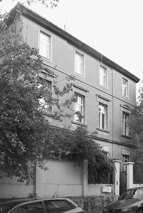 Klassisch und modern - Vom Stadtpalais zum Apartmenthaus Klassische Häuser von CG VOGEL ARCHITEKTEN Klassisch