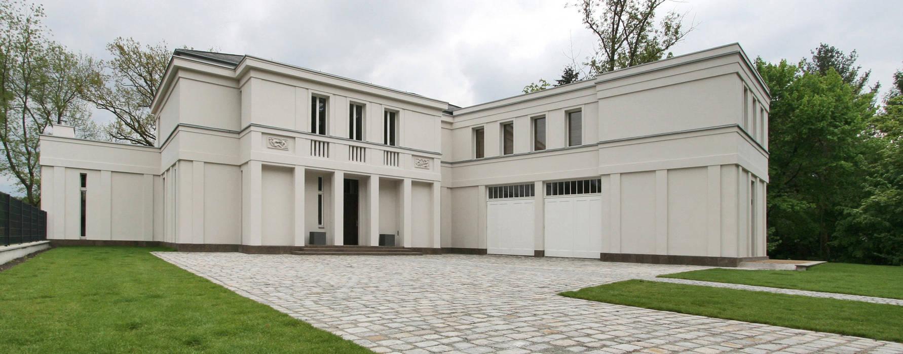 Liegeplatz am See - Landsitz mit Ferienambiente:  Häuser von CG VOGEL ARCHITEKTEN