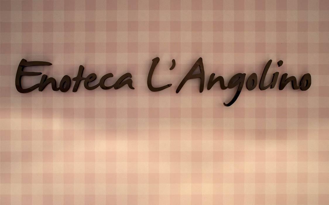 La Tavola è Pronta! - Interieurdesign für eine Enoteca:  Esszimmer von CG VOGEL ARCHITEKTEN