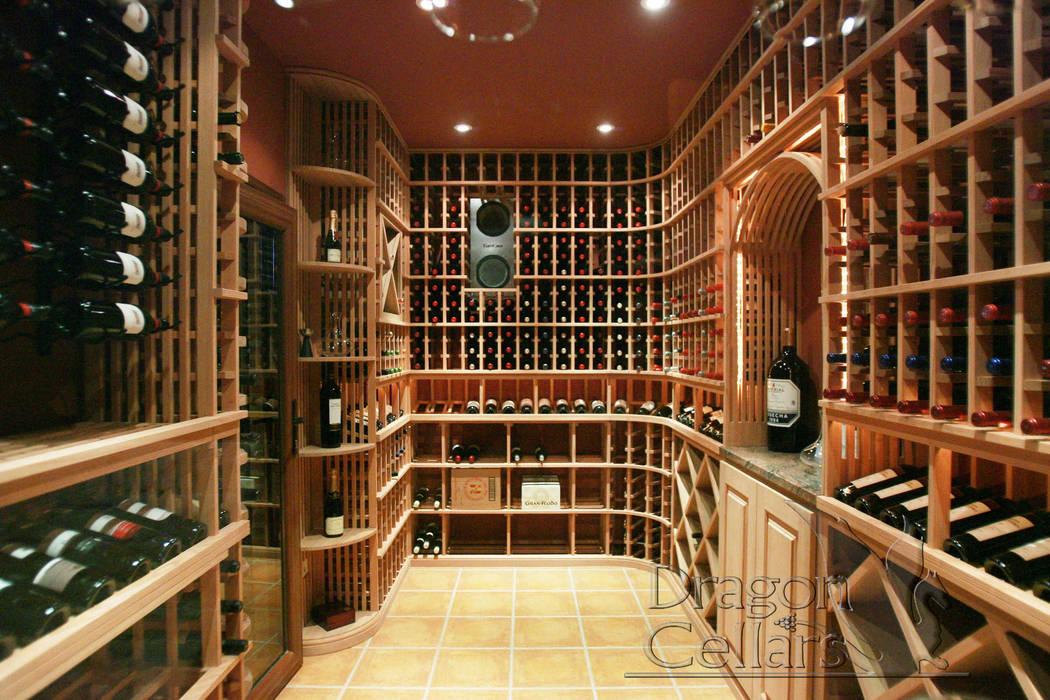Cave à vin classique par Dragoncellars Classique
