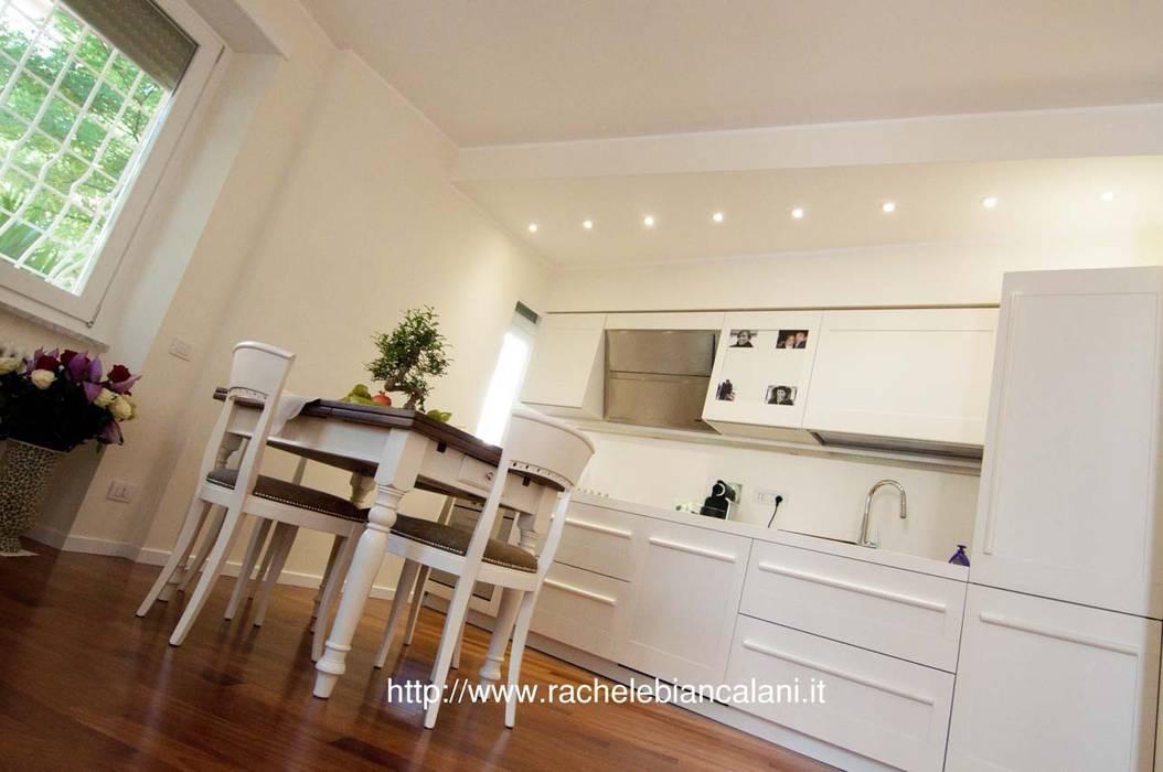 Gianicolo - Rome Cucina moderna di Rachele Biancalani Studio Moderno