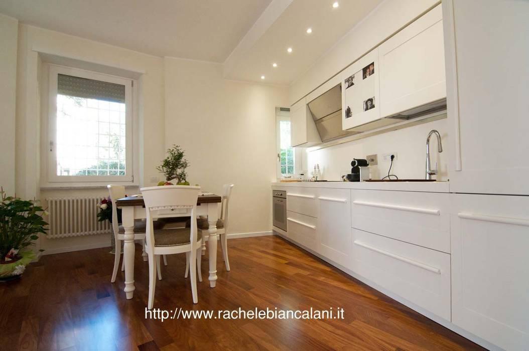 مطبخ تنفيذ Rachele Biancalani Studio