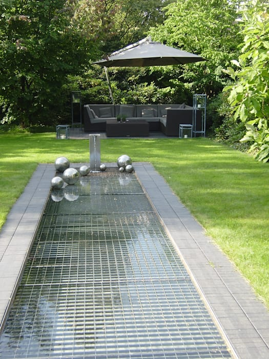 L-A-E LandschaftsArchitektur Ehrig & Partner Modern garden