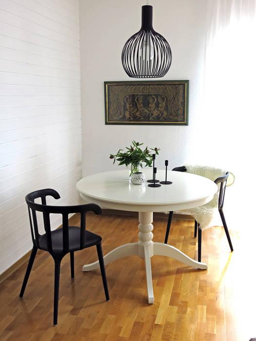 Esszimmer: moderne Wohnzimmer von Holzer & Friedrich GbR