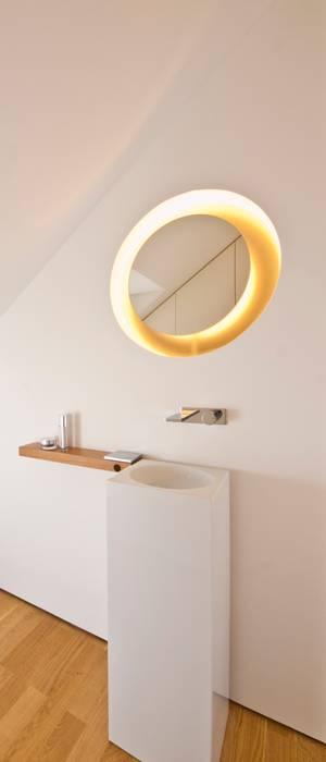 Exclusives Gästebad:  Badezimmer von innenarchitektur-rathke