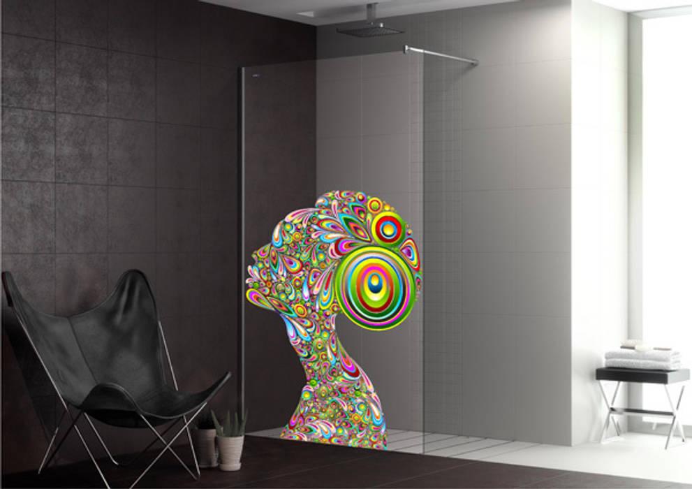 Diseño e Ideas frescas para los cuartos de baños Baños de estilo ecléctico de Decoration Digest blog Ecléctico