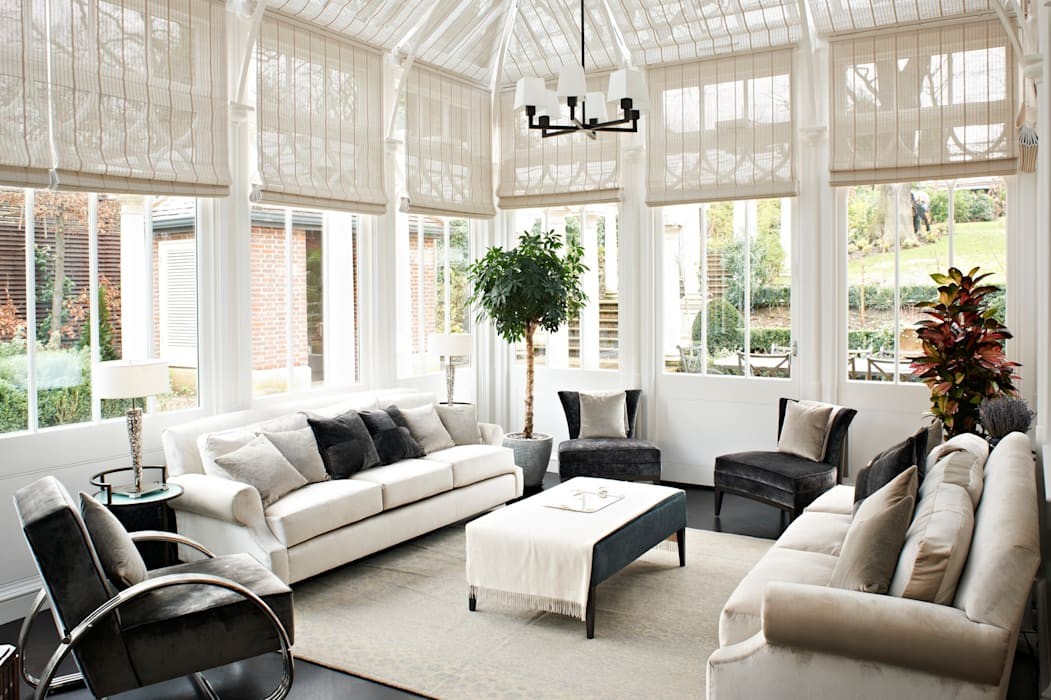 conservatory Classic style conservatory by Fisher ID Classic