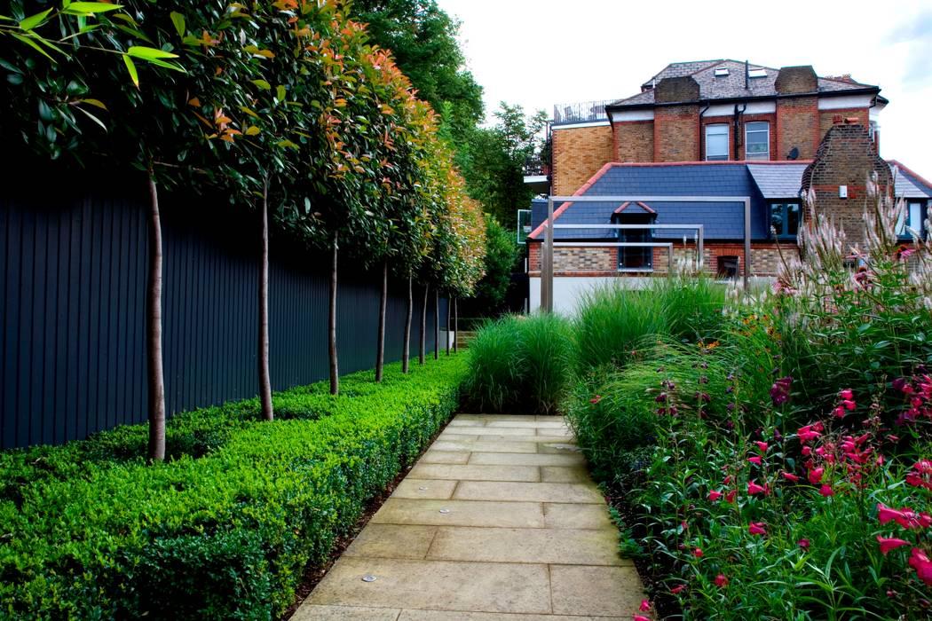 Classic & Modern Klasik Bahçe Garden Landscape Design Klasik