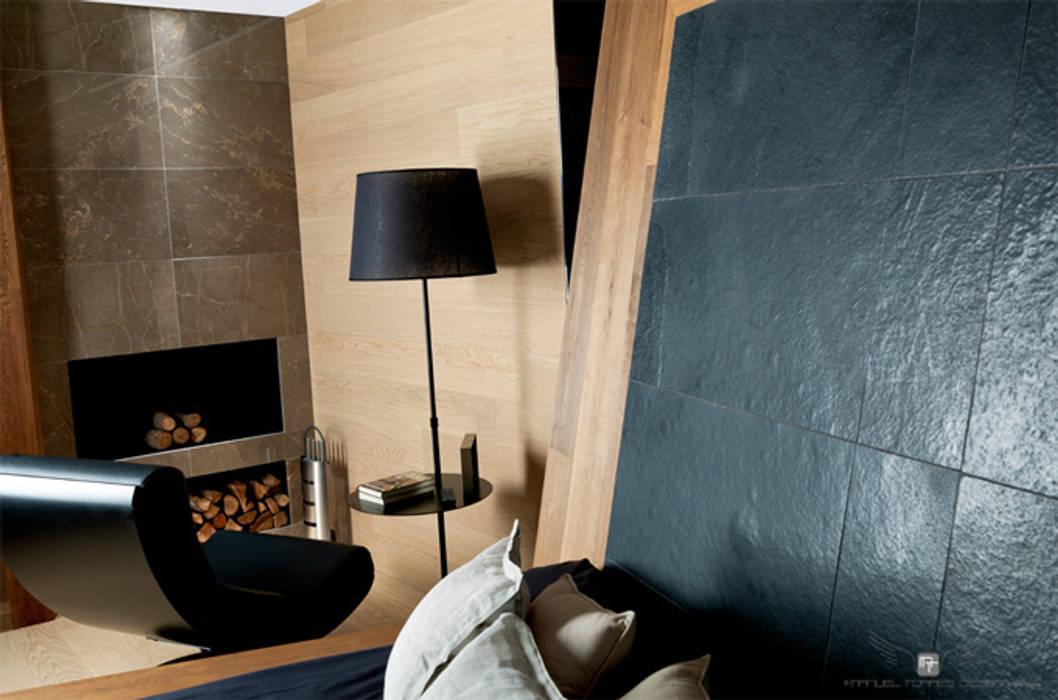 MANUEL TORRES DESIGN Hotels Wood effect