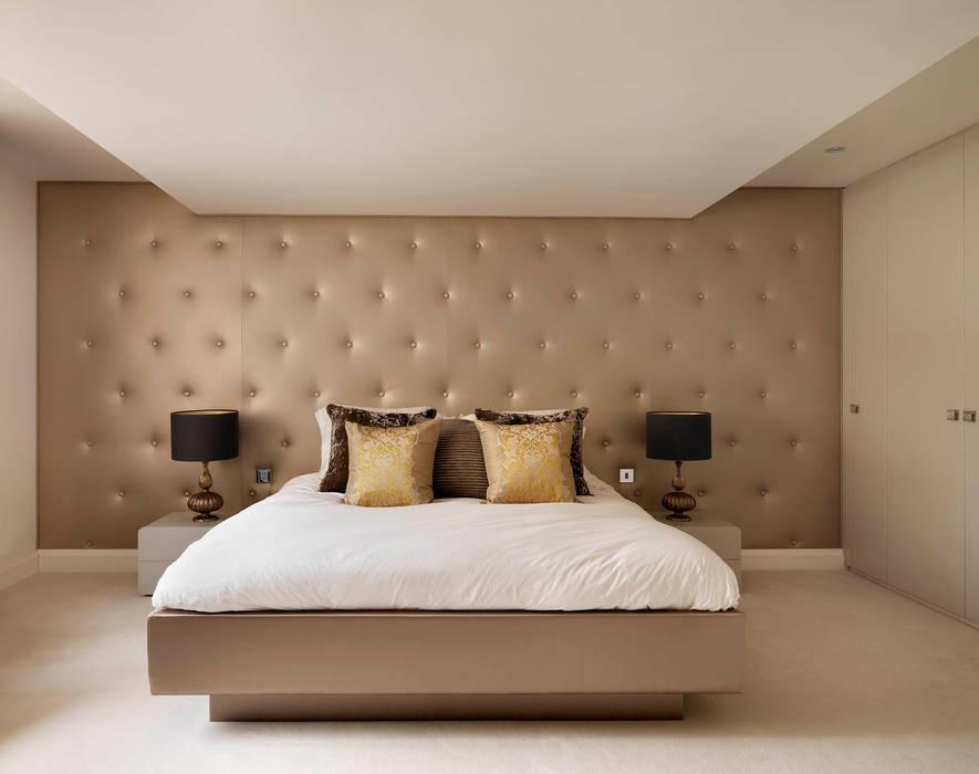 Buckland Crescent Living in Space Bedroom