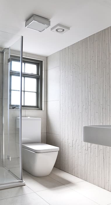 Loft Bathroom Baños de estilo clásico de homify Clásico