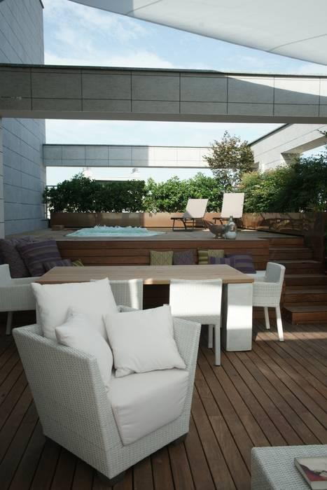 Home in Milano di architetto Moderno