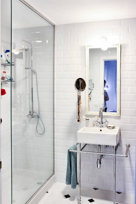 Baño completo decoraCCion Baños de estilo clásico