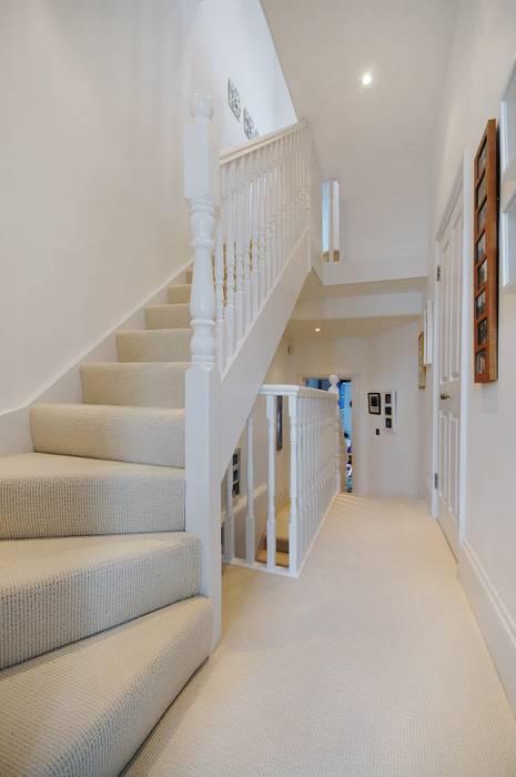 Fulham 2 Koridor & Tangga Modern Oleh MDSX Contractors Ltd Modern
