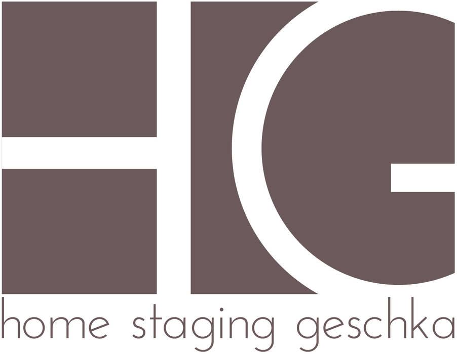 Logo home staging Agentur Geschka Münchner home staging Agentur GESCHKA