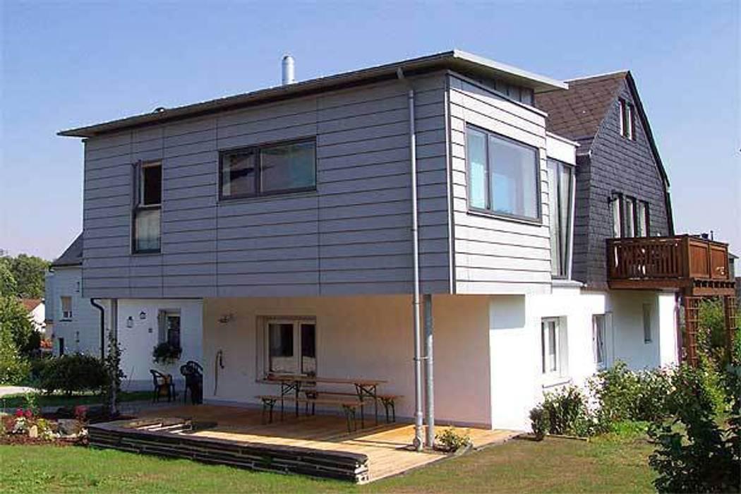 UmbauErweiterung   H Moderne Häuser von Architekturbüro HOFFMANN Modern