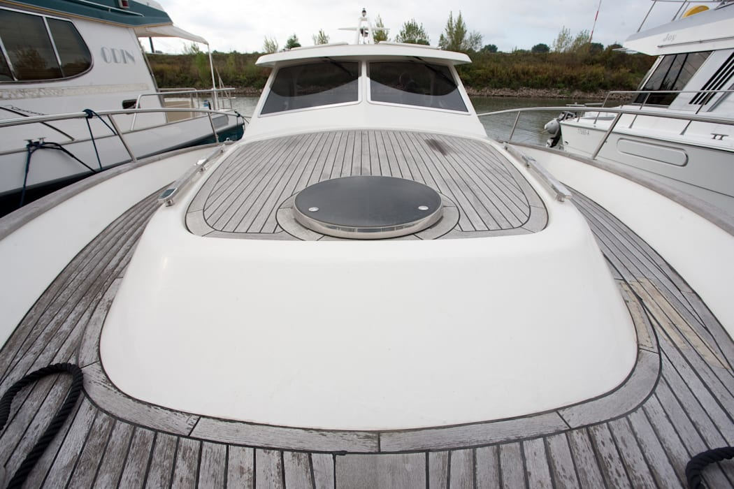 """Yacht """"Grand Azur"""" - Verkaufsinszenierung:  Yachten & Jets von Münchner home staging Agentur GESCHKA"""