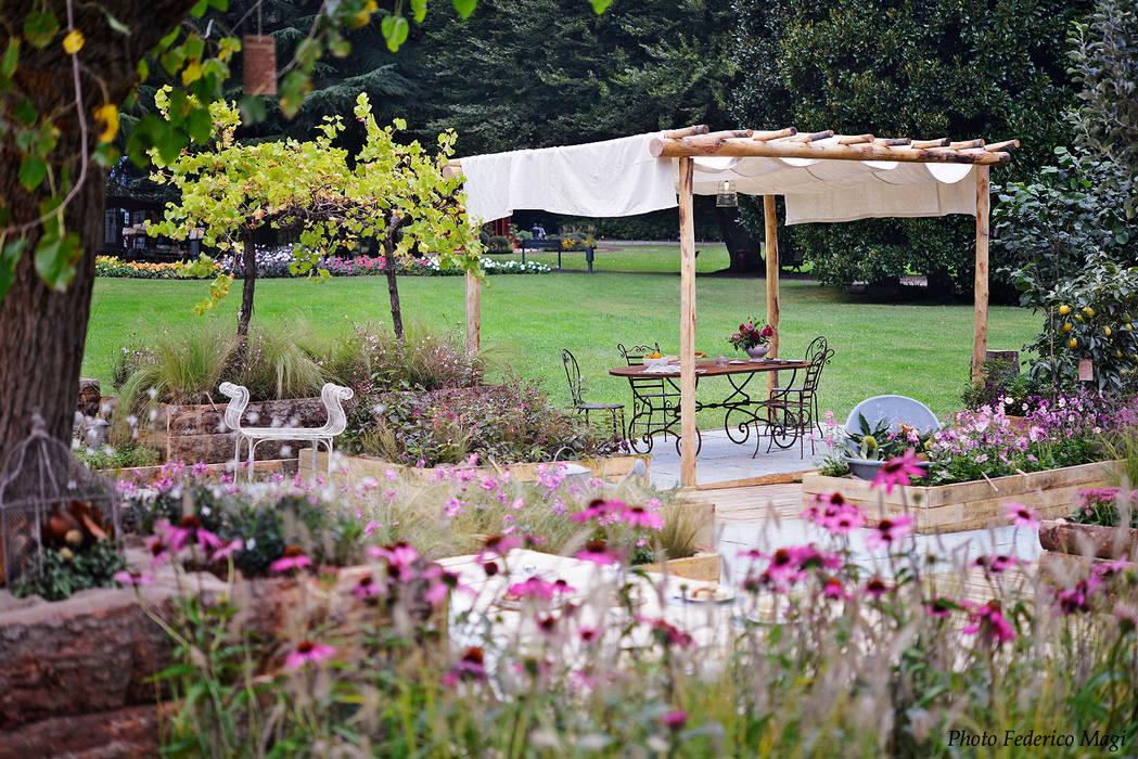 Barbara Negretti - Garden design - Taman: Ide desain, inspirasi & gambar