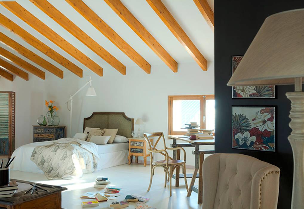 ห้องนอน โดย Quino Prades, สแกนดิเนเวียน