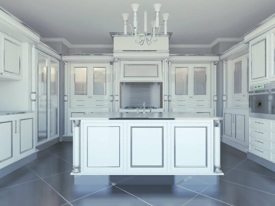 linea white Cucina di elisalage