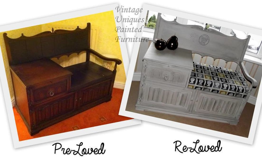 Makeovers by Vintage Uniques