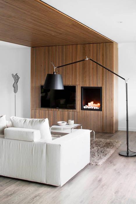 Transversal Expression Salones modernos de Susanna Cots Interior Design Moderno