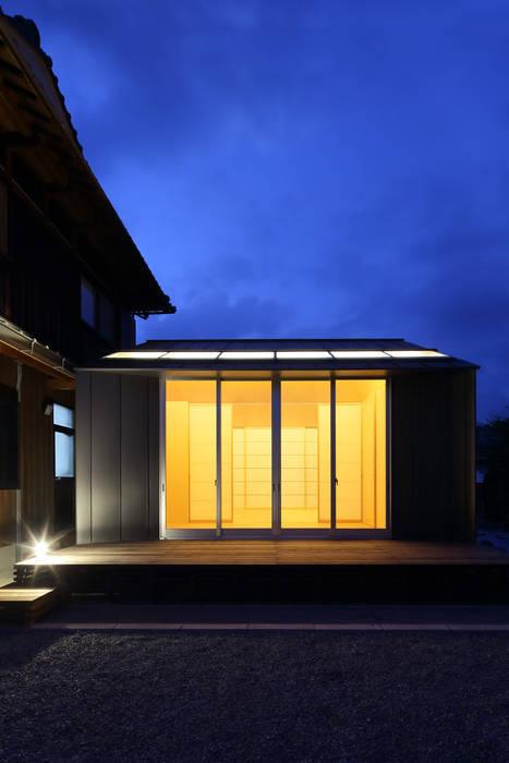 三田の農家-ANNEX/GAZEBO カントリーな 家 の eu建築設計 カントリー