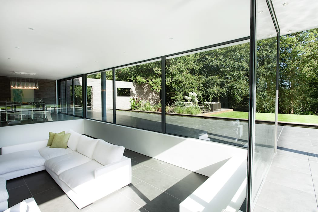 AR Design Studio- Abbots Way AR Design Studio Modern living room