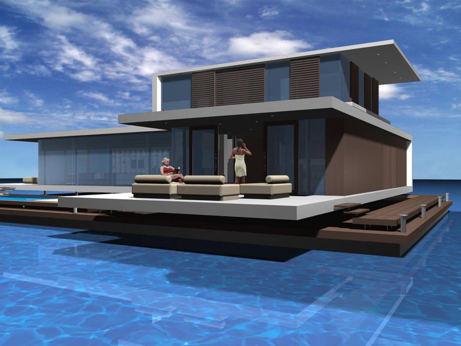 C3 Houseboat di Torrisi & Procopio Architetti