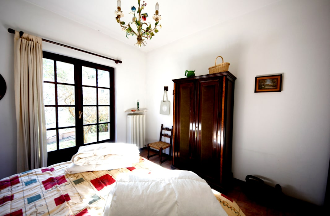 Dormitorios de estilo  de Marco Barbero, Rústico