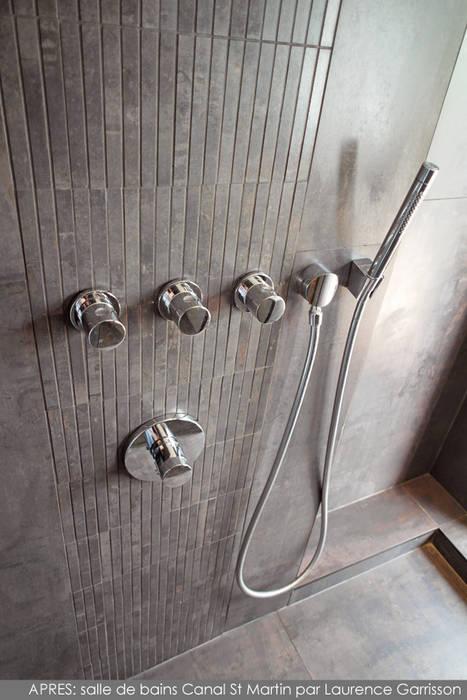 Salle de bains Hôtel Chic Canal St Martin: Salle de bains de style  par La Decorruptible