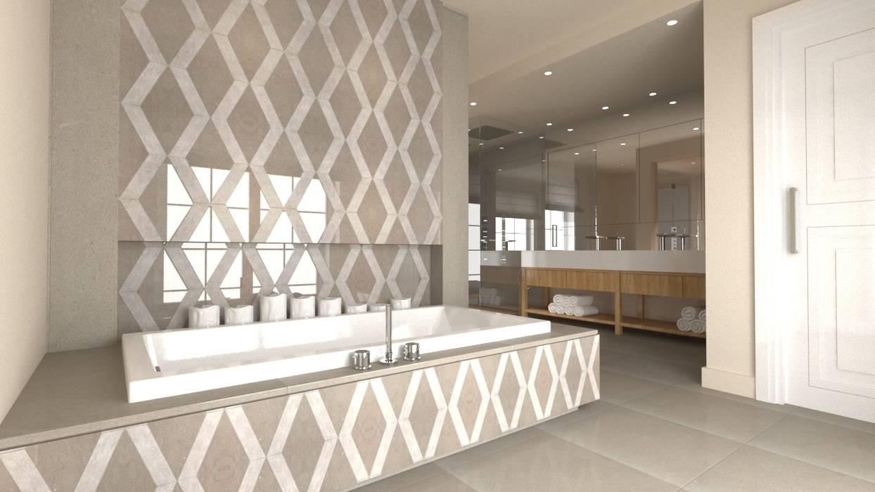 Bathroom Design por homify Moderno