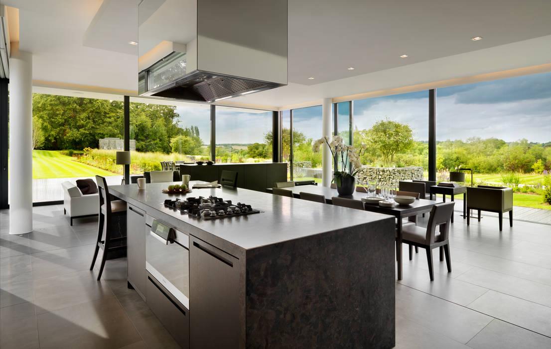 Cuisine de style  par Gregory Phillips Architects