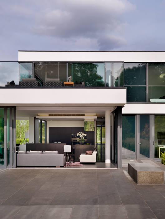Maisons de style  par Gregory Phillips Architects