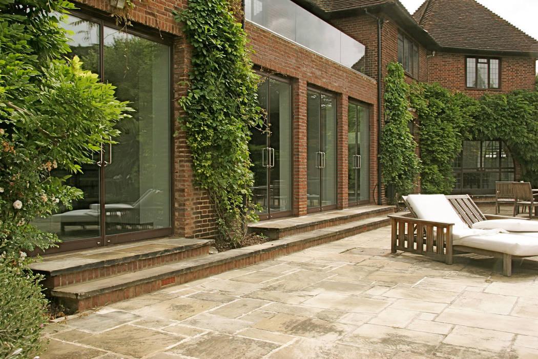 Totteridge Casas rústicas por Gregory Phillips Architects Rústico